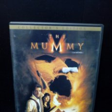 Cine: THE MUMMY ( LA MOMIA)DVD. Lote 135886222