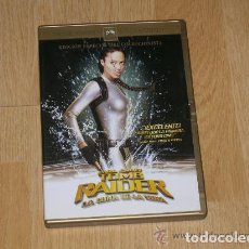 Cine: TOMB RAIDER LA CUNA DE LA VIDA EDICION ESPECIAL COLECCIONISTAS DVD ANGELINA JOLIE NUEVA PRECINTADA. Lote 194859967