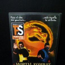 Cine: MORTAL KOMBAT DVD. Lote 135893473