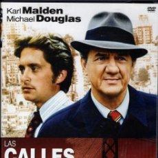 Cine - LAS CALLES DE SAN FRANCISCO dvd (SERIE DE 5-DVD ) EL POLI BISOÑO Y EL MAESTRO...FRENTE AL CRIMEN - 135896114
