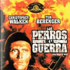 Cine: LOS PERROS DE LA GUERRA CHRISTOPHER WALKEN . Lote 135901190
