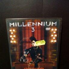 Cine: MILLENIUM 3 DVD. Lote 135918123