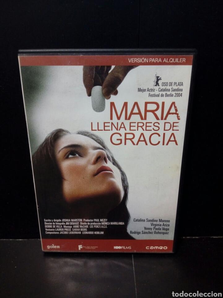 María Llena Eres De Gracia Dvd Kaufen Filme Auf Dvd In