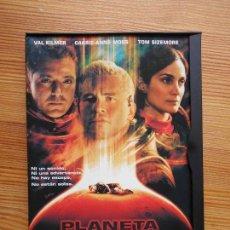 Cine: DVD PLANETA ROJO - VAL KILMER (9D). Lote 136025462