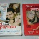 Cine: SIN TETAS NO HAY PARAÍSO PRIMERA Y SEGUNDA TEMPORADA COMPLETAS 7 DVDS. Lote 136160672
