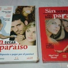 Cine: SIN TETAS NO HAY PARAÍSO PRIMERA Y SEGUNDA TEMPORADA COMPLETAS 7 DVDS. Lote 172943659