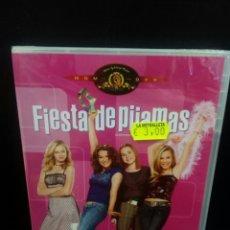 Cine: FIESTA DE PIJAMAS DVD. Lote 136202416