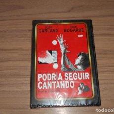 Cine: PODRIA SEGUIR CANTANDO DVD JUDY GARLAND DIRK BOGARDE NUEVA PRECINTADA. Lote 194748023