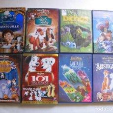 Cine: LOTE DE 53 PELICULAS DVD ORIGINALES LAS DE LAS FOTOS. Lote 136221586