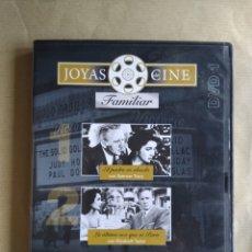 Cine: DVD JOYAS DE CINE CLÁSICO. Lote 136259265
