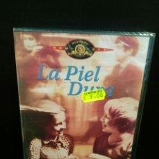 Cine: LA PIEL DURA DVD. Lote 136358930