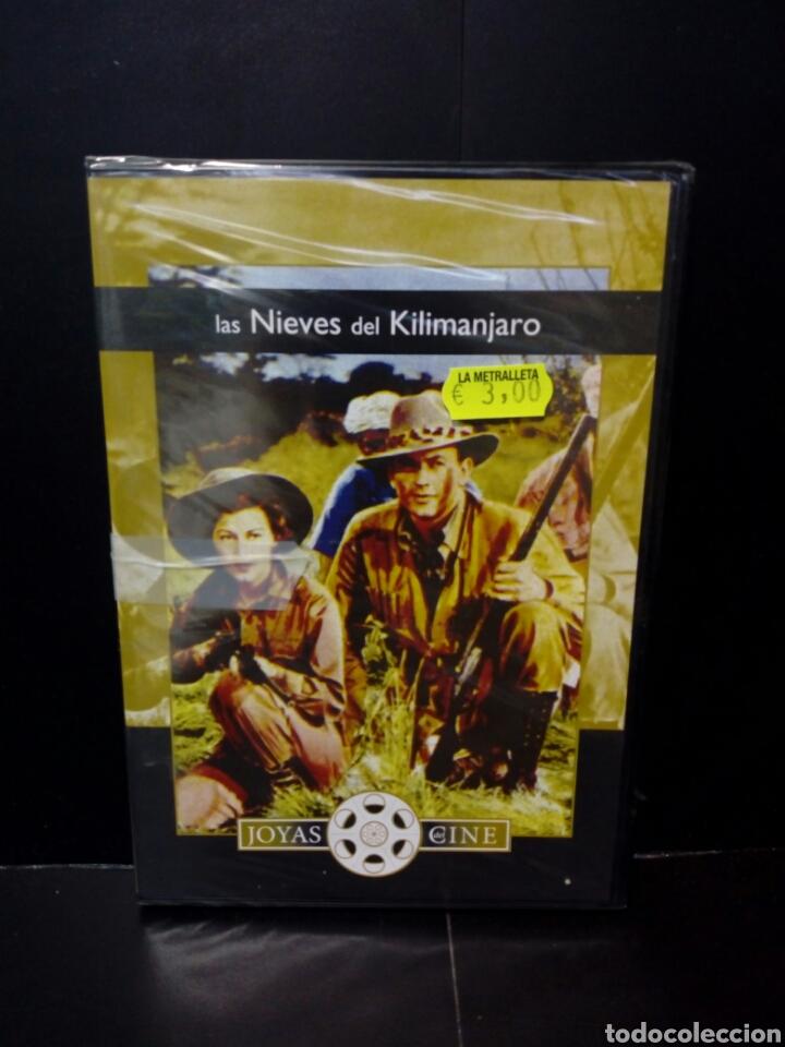 LAS NIEVES DEL KILIMANJARO DVD (Cine - Películas - DVD)
