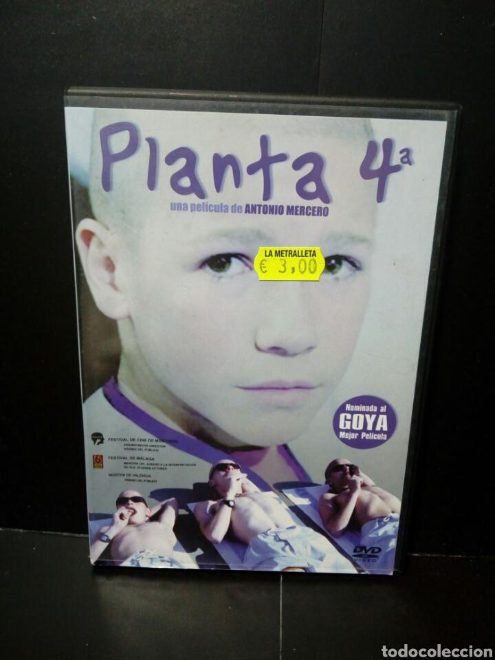 Planta cuarta DVD