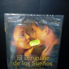 Cine: EL LENGUAJE DE LOS SUEÑOS DVD. Lote 136483504