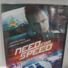Cine: NEED FOR SPEED DVD-PRECINTADO-. Lote 136490688
