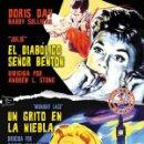 Cine: PACK EL DIABÓLICO SEÑOR BENTON + UN GRITO EN LA NIEBLA. Lote 160903128