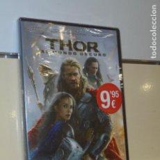 Cine: THOR EL MUNDO OSCURO NUEVO PRECINTADO - DVD VIDEO -. Lote 136506202