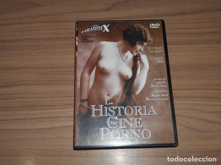 Peliculas porno con una historia en español La Historia Del Cine Porno Dvd Primera Pelicul Sold Through Direct Sale 136559422