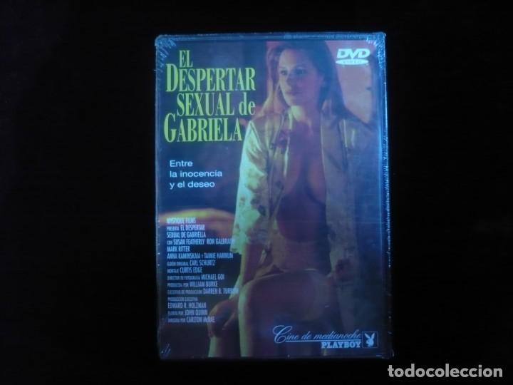 EL DESPERTAR SEXUAL DE GABRIELA CINE DE MEDIA NOCHE - DVD NUEVO PRECINTADO (Cine - Películas - DVD)
