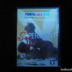 Cine: SEX PERIMENT CINE DE MEDIA NOCHE - DVD NUEVO PRECINTADO. Lote 136560566