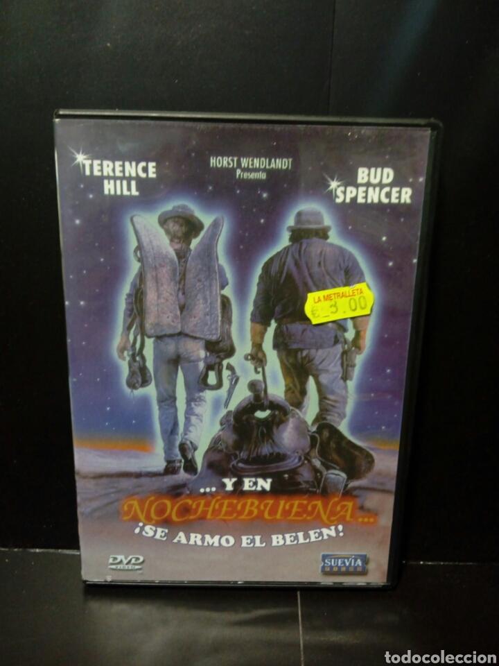 Y EN NOCHEBUENA SE ARMÓ EL BELÉN DVD (Cine - Películas - DVD)