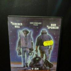 Cine: Y EN NOCHEBUENA SE ARMÓ EL BELÉN DVD. Lote 136597921
