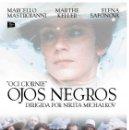 Cine: OJOS NEGROS (NUEVO). Lote 160904989
