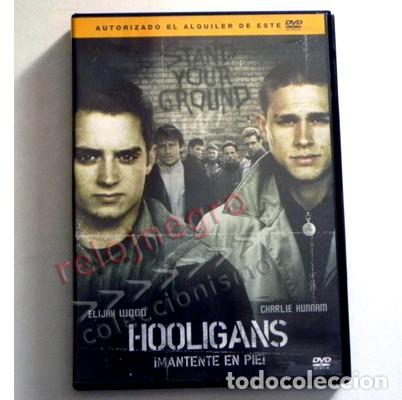 HOOLIGANS MANTENTE EN PIE DVD PELÍCULA ELIJAH WOOD FÚTBOL VIOLENCIA INGLESES HINCHAS PELEAS DEPORTE (Cine - Películas - DVD)