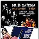 Cine: PACK LOS 13 FANTASMAS + HOMICIDIO (NUEVO). Lote 160903125