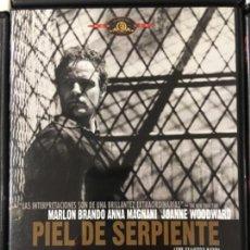 Cine: PIEL DE SERPIENTE. Lote 136634338