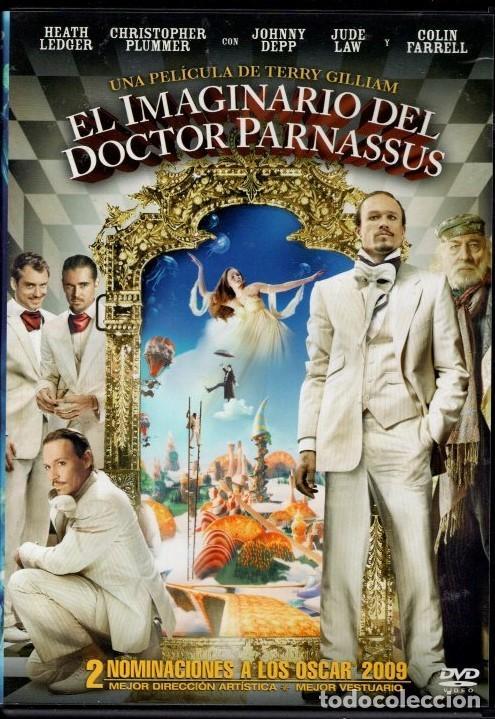 DVD - EL IMAGINARIO DEL DOCTOR PARNASSUS: ..CON UN REPARTO IRREPETIBLE Y 2 NOMINACIONES AL OSCAR segunda mano