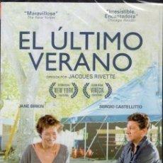 Cine: DVD - EL ULTIMO VERANO (JACQUES RIVETTE) ... VOLVER SOBRE TUS PASOS PUEDE SER GRATIFICANTE. Lote 136660350