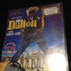 Cine: LOS DALTON CONTRA LUCKY LUKE L. DVD. Lote 136773206