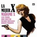 Cine: LA MUJER X (NUEVO). Lote 160903120