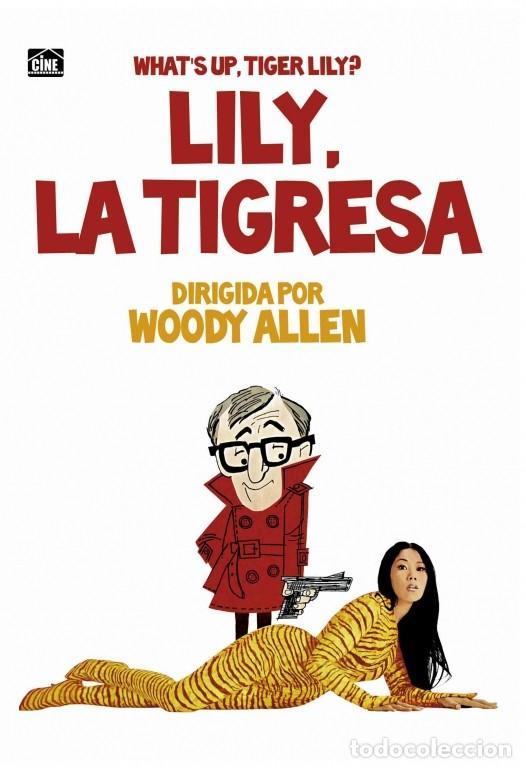 LILY, LA TIGRESA (NUEVO) (Cine - Películas - DVD)