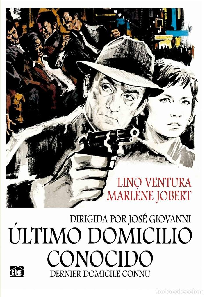 ULTIMO DOMICILIO CONOCIDO (NUEVO) (Cine - Películas - DVD)