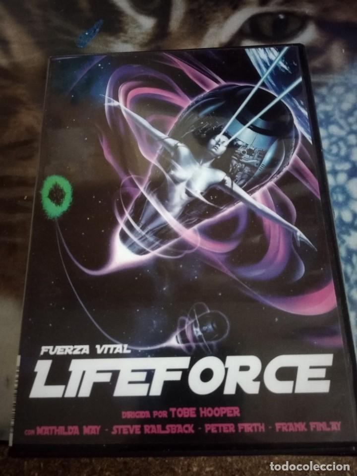 FUERZA VITAL LIFEFORCE (LEER DESCRIPCIÓN) (Cine - Películas - DVD)