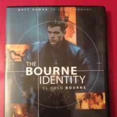 Cine: THE BOURNE IDENTITY. Lote 136820477