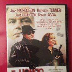 Cine: EL HONOR DE LOS PRIZZI. Lote 136822885