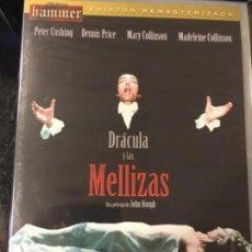 Cine: DRACULA Y LAS MELLIZAS (NUEVA Y PRECINTADA). Lote 136824482
