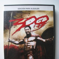 Cine: DVD - 300.. Lote 136867270