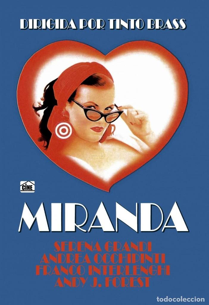 MIRANDA (NUEVO) (Cine - Películas - DVD)