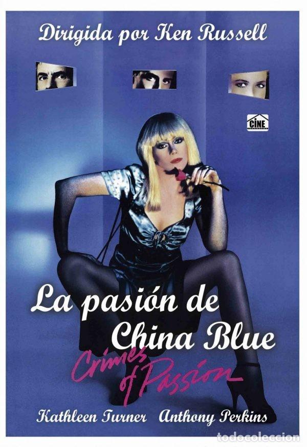 LA PASION DE CHINA BLUE (NUEVO) (Cine - Películas - DVD)