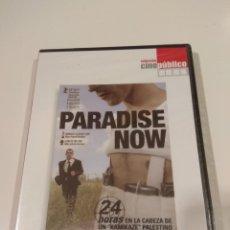 Cine: PARADISE NOW. COLECCIÓN CINE PUBLICO. Lote 137127982
