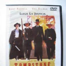 Cine: DVD - TOMBSTONE - LA LEYENDA DE WYATT EARP.. Lote 137128130