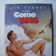 Cine: DVD - COMO DIOS.. Lote 137128270