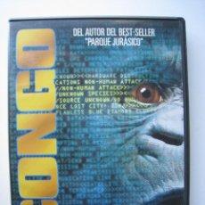 Cine: DVD - CONGO.. Lote 137128390