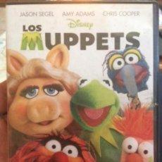 Cine: DISNEY. LOS MUPPETS.. Lote 137128682