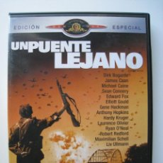 Cine: DVD - UN PUENTE LEJANO - EDICION ESPECIAL - 2 DVDS.. Lote 137128694