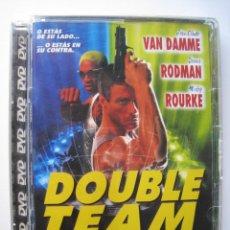 Cine: DVD - DOUBLE TEAM.. Lote 137128906